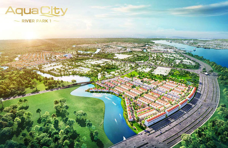 The River Park 1 - Aqua City