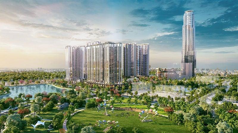 Eco-green Saigon