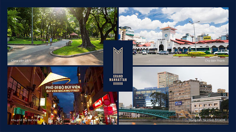 dự án Grand Manhattan