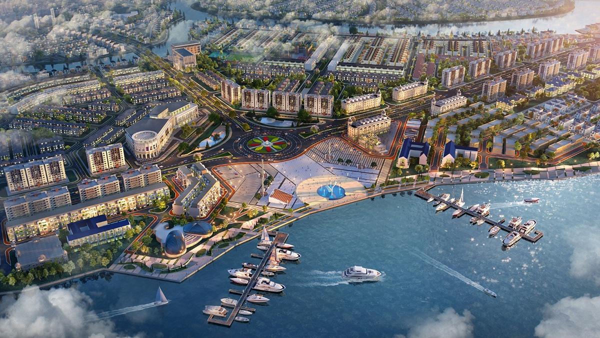 Bất Động Sản Châu Đại Dương Aqua City Cam Kết Mua Lại