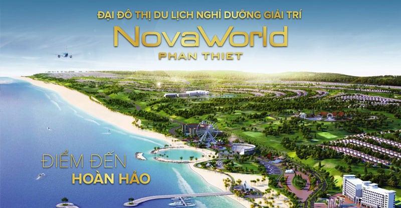 Novaworld Phan Thiết - Bất Động Sản Nghỉ Dưỡng